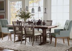 Sayer Dining Room | Ethan Allen