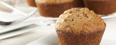 Get inspired by our recipes for a low carb lifestyle. Check out our collection of delicious, nutritionally-balanced recipes. Mini Banana Muffins, Bran Muffins, Atkins Breakfast, Best Breakfast, Breakfast Muffins, Breakfast Ideas, Spice Muffin Recipe, Muffin Recipes, Healthy Treats