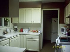 Ace Hardware Cabinet, Door and Trim Alkyd Enamel. Self levels like ...