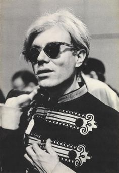 Andy Warhol 'Andy Warhol', 1982 © 2015 The Andy Warhol Foundation for the Visual Arts, Inc. / Artists Right Society (ARS), New York and DACS, London