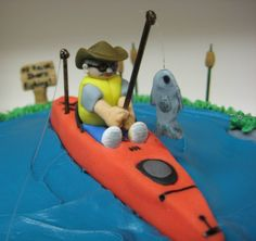 kayak cake - Google Search