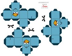 Angry Birds DIY Box