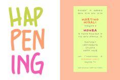 HAPPENING _ MONZA  Martino Midali inaugura a MONZA Giovedì 15 Maggio _ 19.30-23.30  la nuova boutique in Via Carlo Alberto, 36  -PHOTOSET -CARTOMANTE -SFILATA -HAPPY HOUR  Con l'intervento di GIOVANNI CIACCI _ stylist TV  Sarà presente MARTINO MIDALI  Vi aspettiamo!! #happening #evento #martinomidali #illustration #graphic