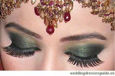 Wedding Eye Makeup Tips Wedding Eye Makeup, Bridal Makeup Looks, Indian Bridal Makeup, I Love Makeup, Asian Bridal, Bridal Hair, Eye Makeup Tips, Contour Makeup, Hair Makeup