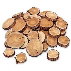 Good for Small Wood Crafts A pack of 50 for $11.75 at Nasco.com