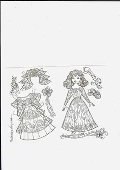 Black and white dolls - Ulla Dahlstedt - Picasa Webalbum