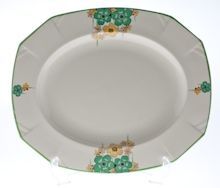 Alfred Meakin - Alfred Meakin Art Deco - Alfred Meakin Serving Plate