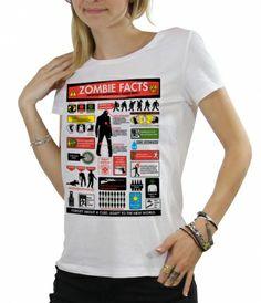 T-shirt Zombie | 16,90 € sur Goeland.fr