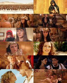 Endless list of my favorite movies ☼The Mummy Returns, 2001 (d. Stephen Sommers)