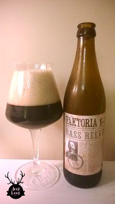 Faktoria - Bass Reeves #beer #godsavethebeer #deerbeer #faktoria #bassreeves