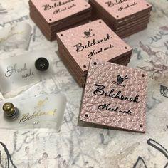 """@labels_11 shared a photo on Instagram: """"Бирочки квадрантной формы стильно смотрятся не только на шапочках, так же их пришивают к одежде и сумкам. ⠀ На фото бирки из натуральной…"""" • Jul 21, 2020 at 1:14pm UTC Personalized Labels, Coasters, Handmade, Hand Made, Personalised Labels, Drink Coasters, Coaster Set, Arm Work"""