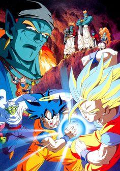 Dragon Ball Z: Los Guerreros de Plata | 1993 | Latino | Décimo segunda película basada en el manga/anime de Akira Toriyama y novena de la etapa Dragon Ball Z. Tras el torneo de Célula, Mr Satán organiza otro. Desgraciadamente aparecen Boujack y otros guerreros y las cosas se pondrán complicadas para Goku y sus amigos...