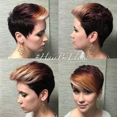 #hairbyelena. #nothingbutpixies