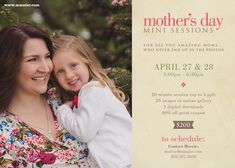 2018 Mother's Day Minis – Maler Photography