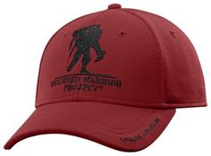 Under Armour WWP Snapback Cap - Red