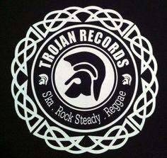 Ska Music, Reggae Music, Record Label Logo, Skinhead Reggae, Ska Punk, Punk Poster, Concert Flyer, Rude Boy, Northern Soul