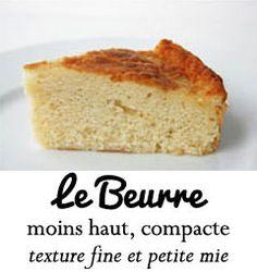 La matière grasse dans le gâteau - Le Beurre Vanilla Cake, Banana Bread, Desserts, Food, Design, Butter, Tailgate Desserts, Deserts, Essen