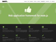 total.js - Node.js Web Development Frameworks