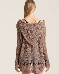 Free People - detailed crochet pattern