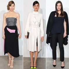 Who dressed the part of @Dior beauty best? Jessica Biel, Marion Cotillard, or Liv Tyler?