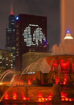 Blackhawks Love! My city :) #chicago #champions #blackhawks