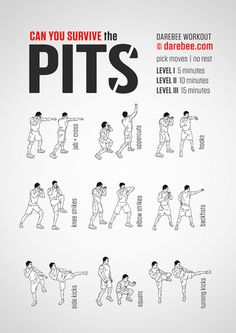 The Pits Workout