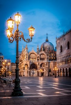 Saint Mark's Square, Venice, Italy