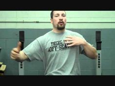 Discus Video #3 - Teach with the Proper Terms