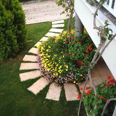 Beautiful Garden- Izmir, Turkey