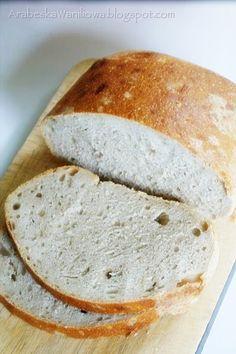 Arabeska: Jasny chleb śląski My Favorite Food, Favorite Recipes, Pan Bread, Polish Recipes, Bread Rolls, How To Make Bread, Bon Appetit, Food And Drink, Meals