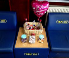 Pre-Valentine's day celebration! Love sweets? You'll love our Airdrie depot! #VALETINESDAY #sweets