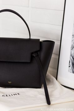 celine black bag price - celine belt bag | My blog / All I ever wanted is here | Pinterest ...