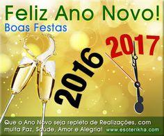 Bloguinho da Vânia: Feliz 2017!!!!