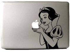 Snow White and the Apple Mac...lol!