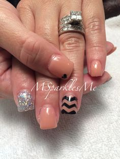Shellac with Chevron