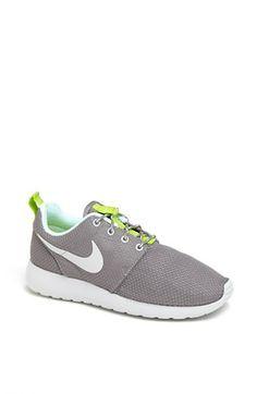 Nike 'Roshe Run' Sneaker (Women)   Nordstrom    (( 6.5 in grey ))
