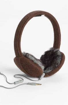 TIME OUT New York Trend watch: 30 women's and men's winter accessories for $30 or less. U|R Tech Earmuffs #Nordstrom #Gift