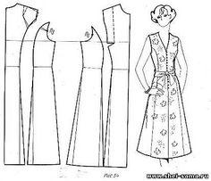 Глава 4. - Раздел II - Раскрой пошив моделирование женской лёгкой одежды - Всё о шитье