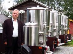 Capacity of the wood gas-generator can be adjusted - YouTube