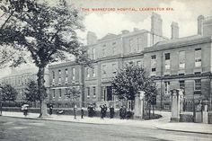 Leamington, Warneford Hospital, demolished