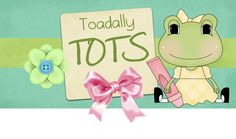 TOADally Tots: Organizing PreSchool Packs to Save Time & Money!