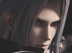 The Many Varieties of Sephiroth