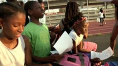 3 sisters living in Brooklyn homeless shelter compete in Junior Olympics | abc7news.com