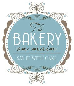 Logo design - new bakery in Paarl! love the blue & grey Bakery Branding, Bakery Logo Design, Logo Branding, Branding Design, Business Branding, Business Card Logo, Logo Design Liebe, Dessert Packaging, Packaging Ideas