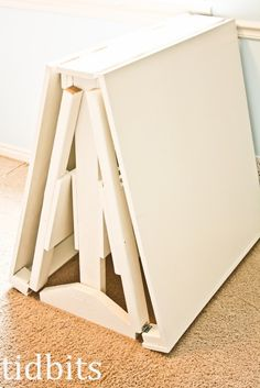 Cutting Table Plans - Tidbits