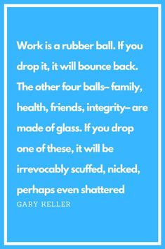 These work life balance quotes inspire you, motivate you, and give you actionable advice so that you can have balance in your life once and for all. Work Life Balance Quotes, Some Motivational Quotes, Love Your Family, Motivate Yourself, Good Advice, Stress Free, Take Care Of Yourself, Time Management, Are You Happy
