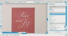 PixScan Tutorial Part 2 | turning christmas cards into tags | Silhouette School