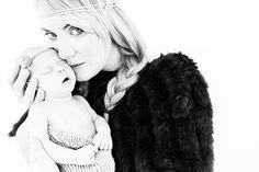 Baby Mira mit ihrer hübschen Mama | Foto: Silke Brünnet