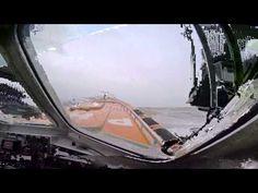 Storm oefening Noordwijk