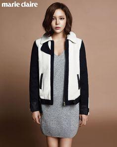 Park Si Yeon poses for Marie Claire Korea나인바카라▣▣ MD414.COM ▣▣나인바카라